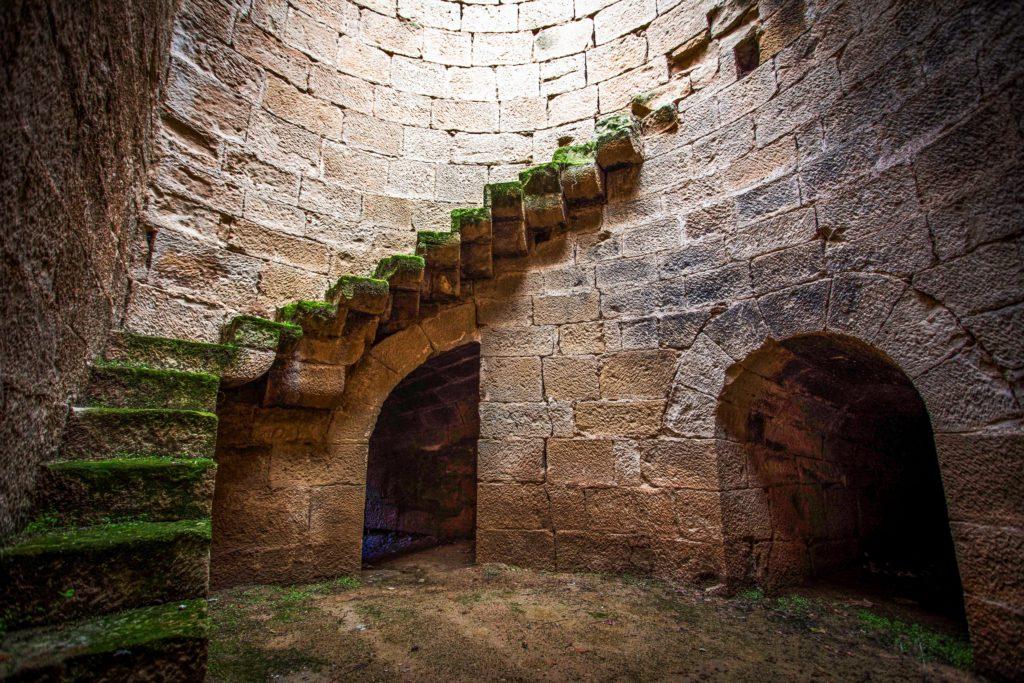 castell arbeca