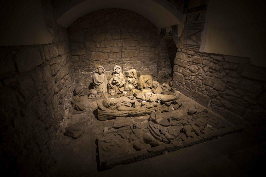 altar sant sepulcre arbeca
