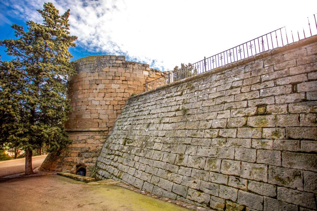 castell palau arbeca