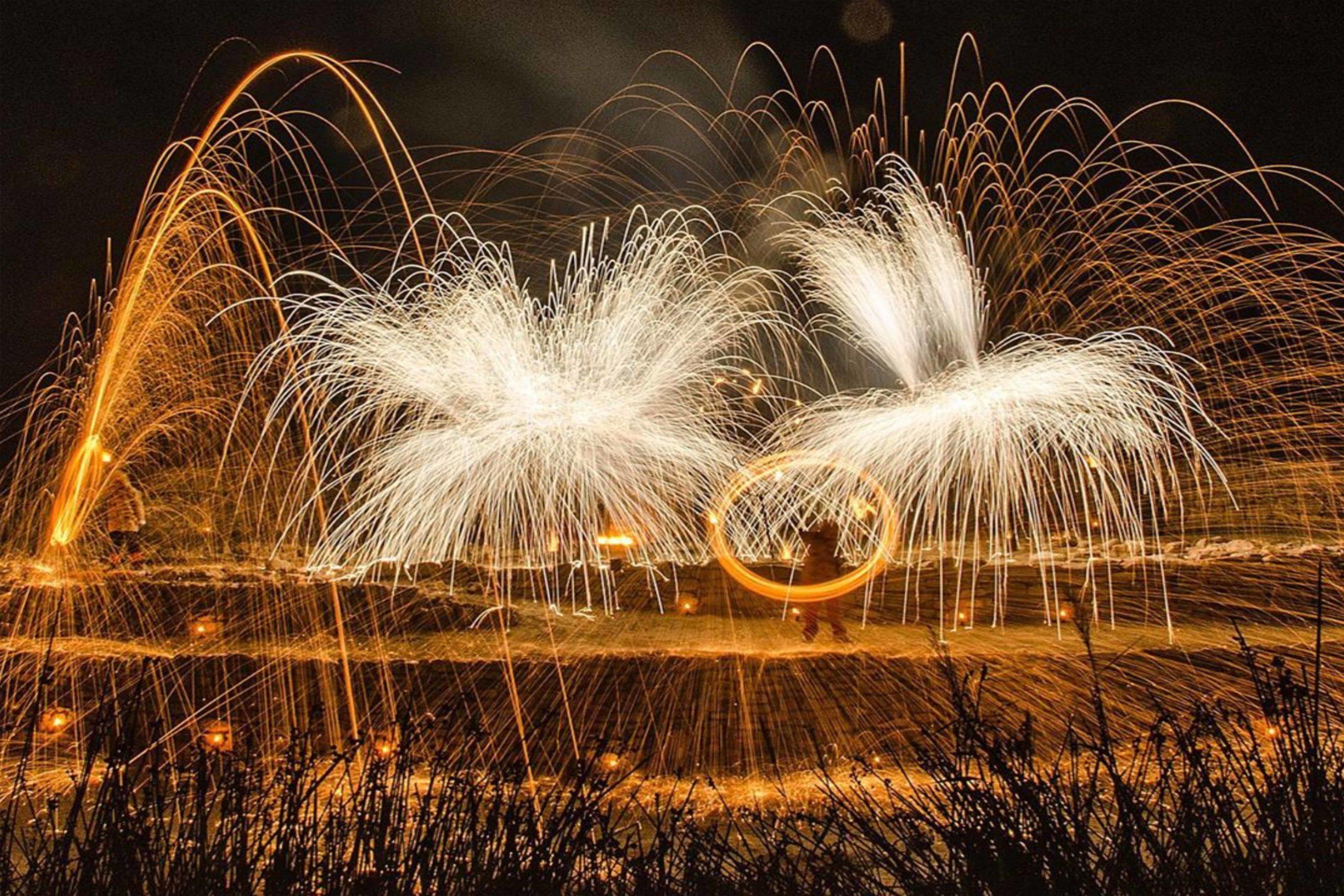 nit de foc vilars arbeca garrigues